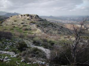 muralla calcolítica otiñar