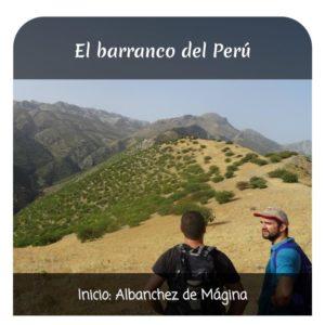 explorando mágina perú