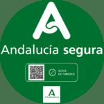 Empresa Segura Frente al COVID-19 #DestinoSeguro #AndalucíaSegura