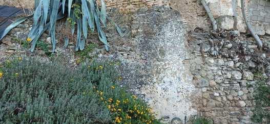 muralla almohade alcolea del rio