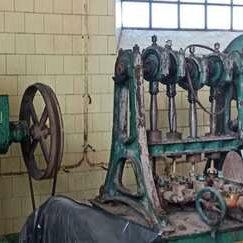 Motores hidráulicos en Almazara