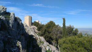 castillo desde Cruz
