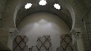 Pinturas Almohades baños árabes