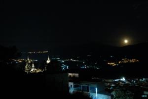 Pasea la historia de Jaén bajo la luna llena. @ Plaza de Santa María (catedral)