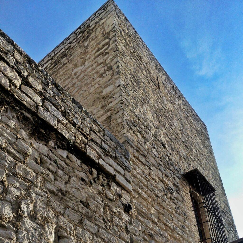 torre cuadrada